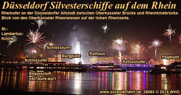 Silvesterparty Köln 2021